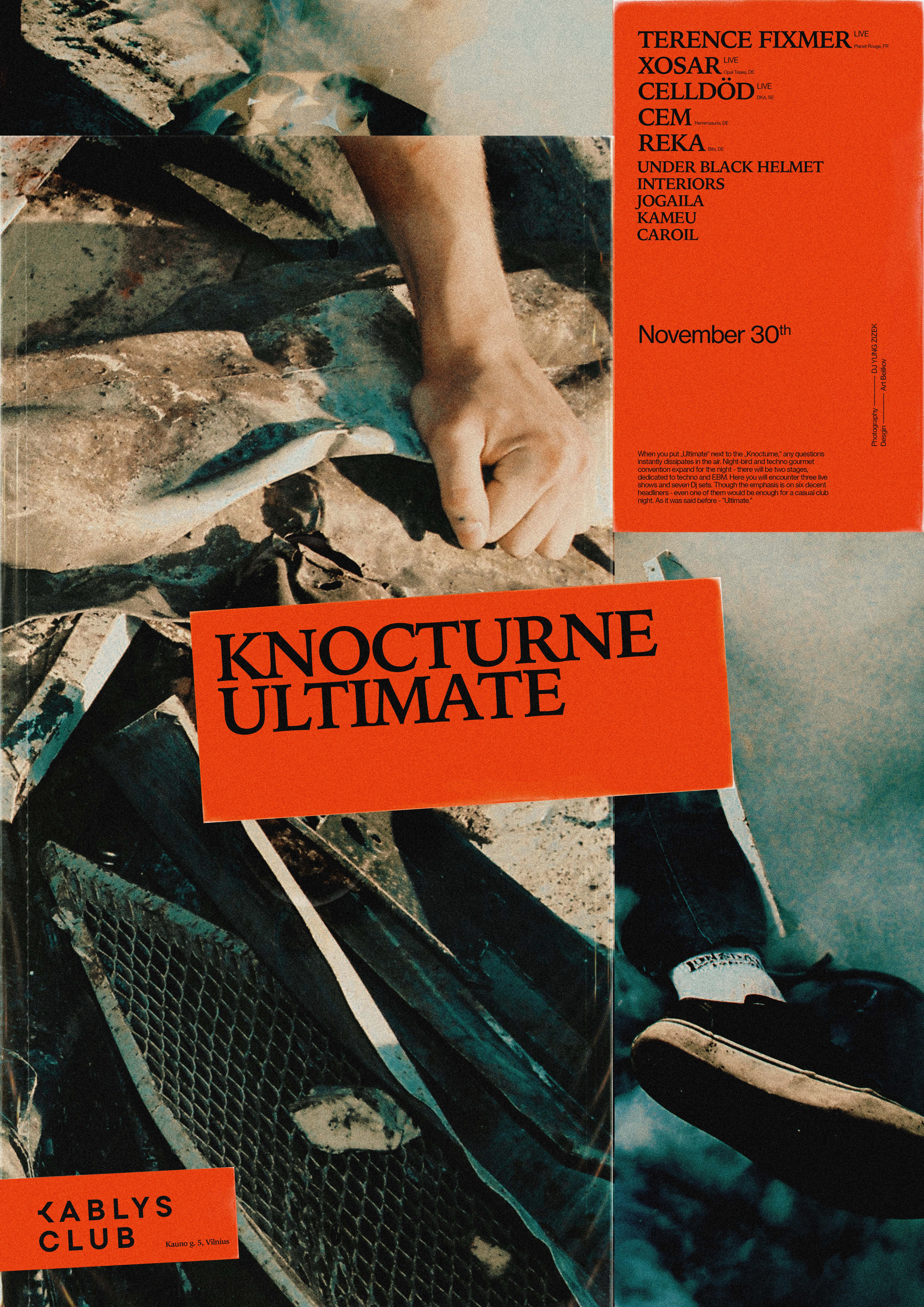 Knocturne Ultimate