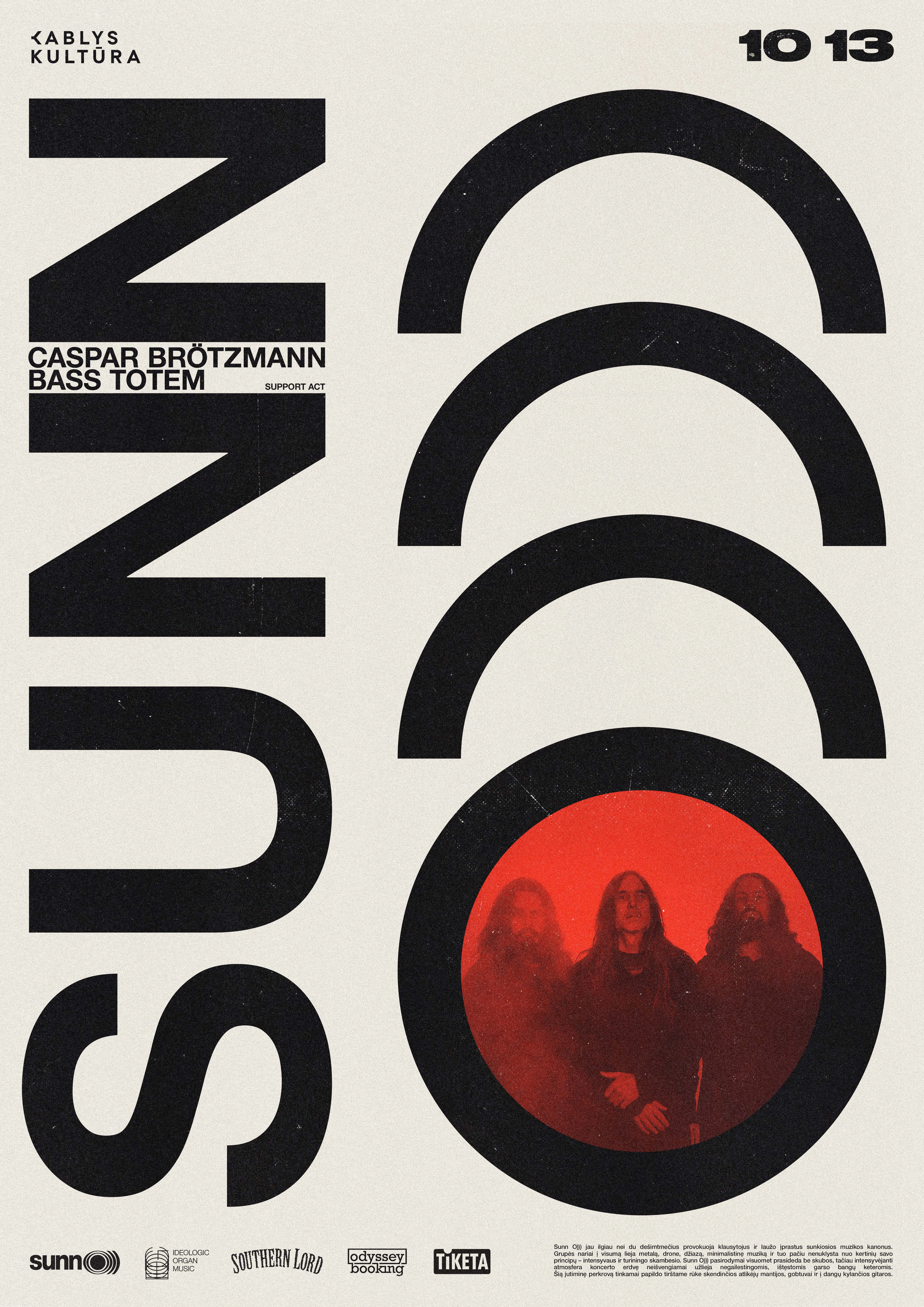 Sunn O))) Live at Kablys
