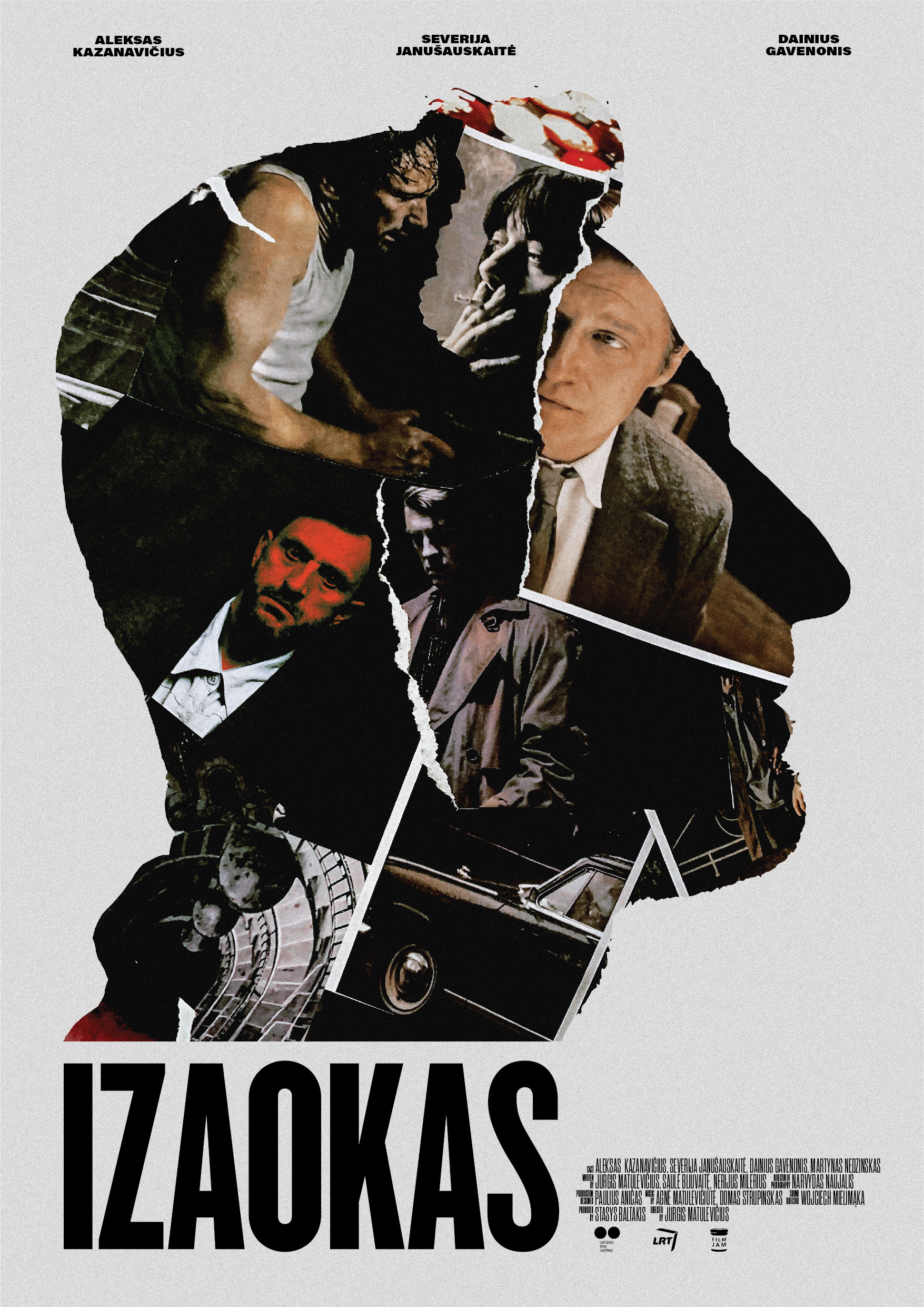Izaokas – Official Movie Poster